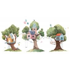 Дом с шариками D155