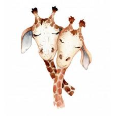 Дружба жирафов Ж36