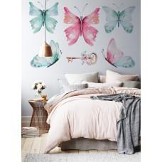 Бабочки с ключом Ж26