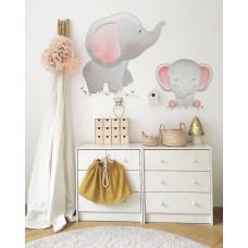 Дружные слоники - 2  Ж11