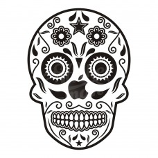 """Наклейка на ipad """"Мексика"""""""