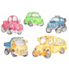 Автомобили М10