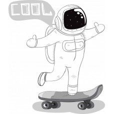 COOL космонавт М44