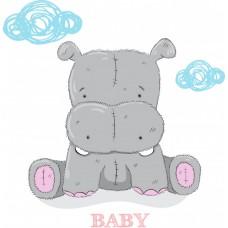 Бегемотик BABY М26