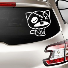 Как правильно нанести наклейку на авто?