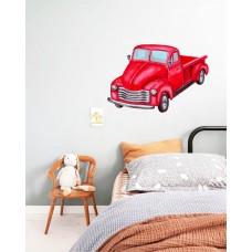 Красный авто Т8