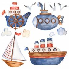 Морской транспорт Т12