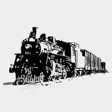 Поезд t1